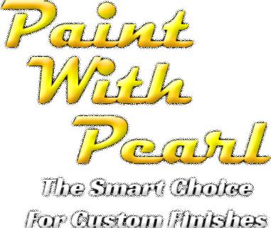 The Smart Choice for Kustom Finishes