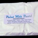 25 Gram Bag of 4779GGB Gold Green Blue Kameleon Pearls