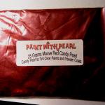 25 Gram Bag Mauve Rose Red Kandy Pearls ®.
