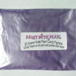 Bag of Violet Kandy Pearls ®