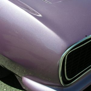 Violet Kandy Pearls - A Light Purple Metallic Pigment