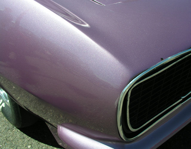 Violet Kandy Pearls ® for Kustom Paint and various Coatings.