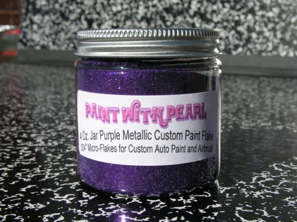 Purple Metal Flake | Kandypearls