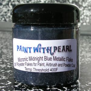 Midnight Blue Metal Flake