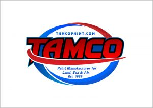 Tamco Logo. One of the quality wet paints shipped free by Kandypearls.